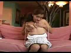 Shrunken Indian Doll Gets..