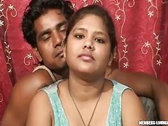 Hot Desi Teen With Big Boobs..