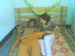 Indian Couple Lovemaking..