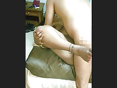 Priya Jaipur Desi tie the..