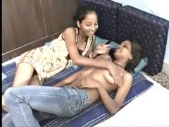 Tina adjacent to Sheetal