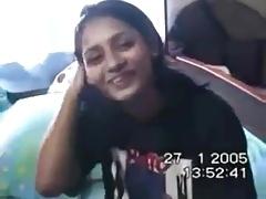 Desi Indian girl fianc'..