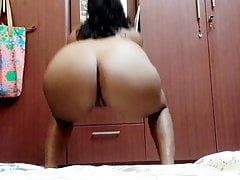 Hot Indian Toddler Broad in..