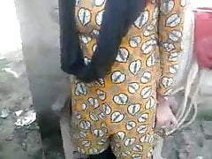 North indian desi house wife