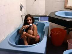Indian Teen Sarika With Big..