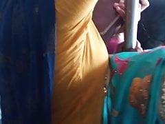 Tamil married chudi aunty..